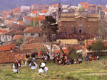 Event in honour of Saint George, Protector of Arachova, 22 – 25 April